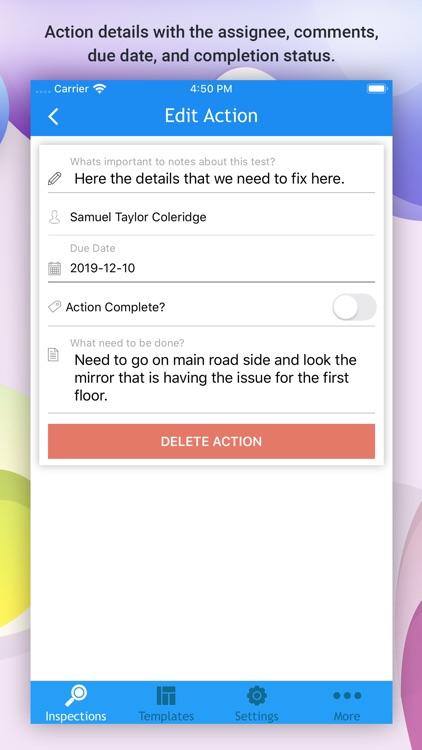OnSite Checklist - Auditing screenshot-6