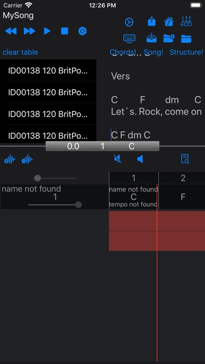 Backing Tracks Pro screenshot-3