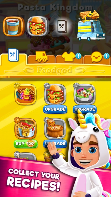 Foodgod's Food Truck Frenzy™ screenshot-4