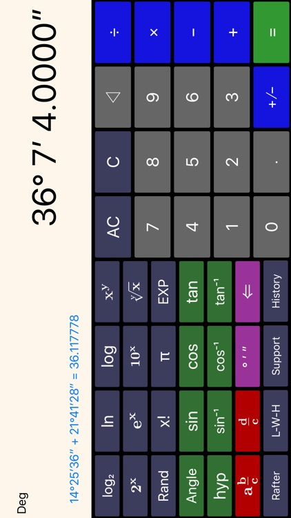 Construction Calculator++ screenshot-9