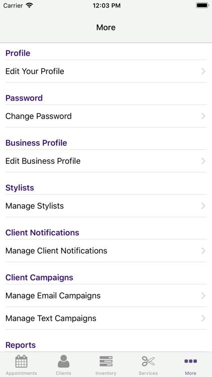MyCuts - Salon Booking App screenshot-7