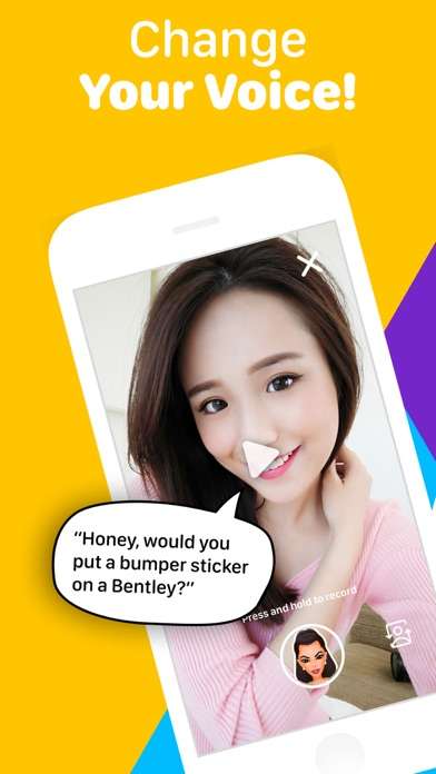 Top 10 Apps like Celebrity Voice Changer Prankz for iPhone