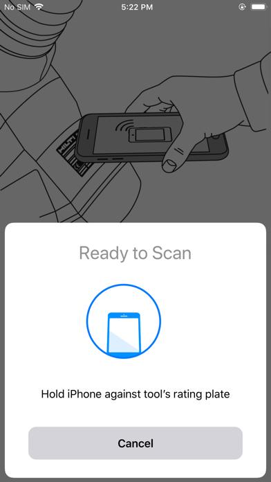Hilti Mobile AppScreenshot of 4