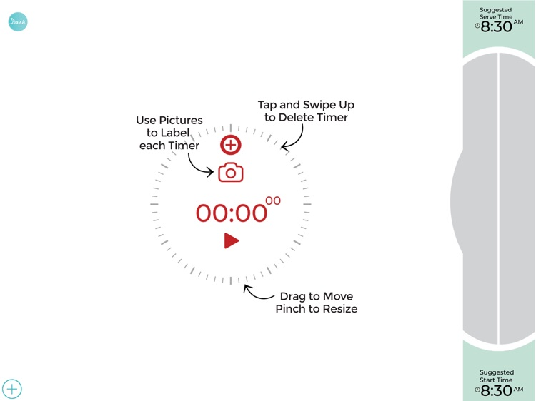 Dash - Visual Cooking Timer screenshot-3