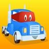 超级卡车卡尔 道路工程