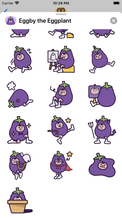 Eggby the Eggplant screenshot-3
