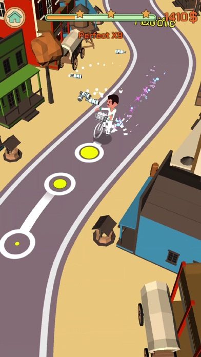 Delivery Boy 3D screenshot 2