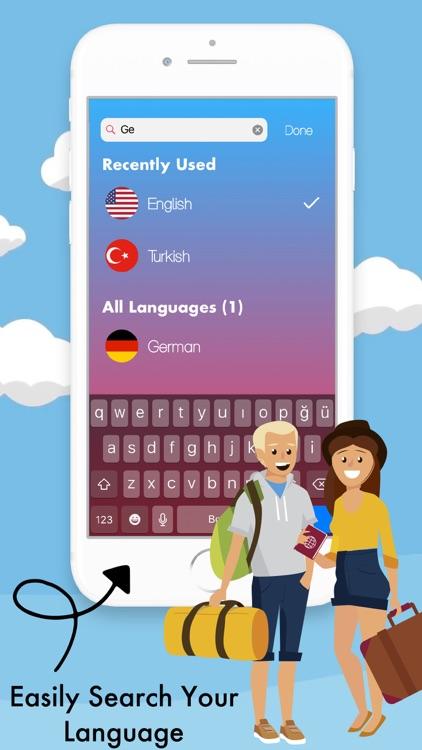 Reborn - Smart Voice Translate screenshot-3