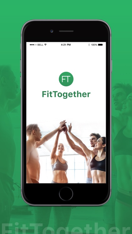 FitTogether - Social Fitness