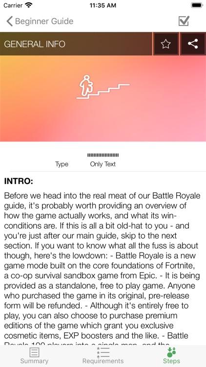 Complete Guide For Fortnite