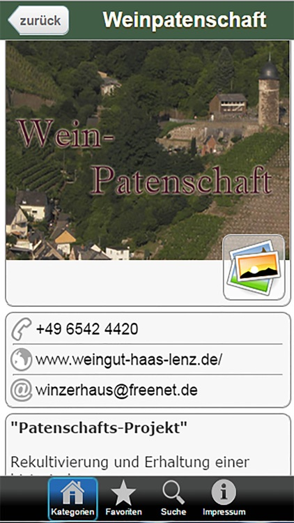 Weingut Haas-Lenz screenshot-3