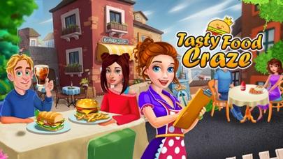 点击获取Tasty Food Craze Restaurant