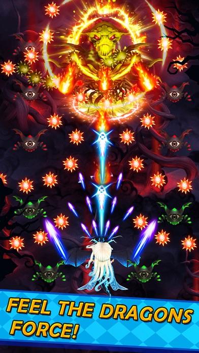Dragon Star Shooter screenshot #2