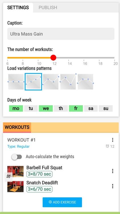 AtletIQ — mobile trainer screenshot-4