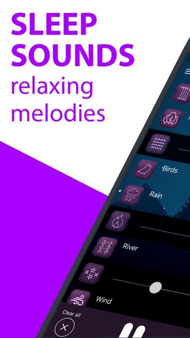 Sleep Sounds: Nature Relaxing screenshot one