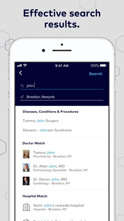 Healthgrades Care Organizer screenshot-3