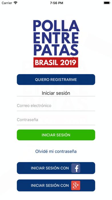 Polla Entre Patas screenshot one