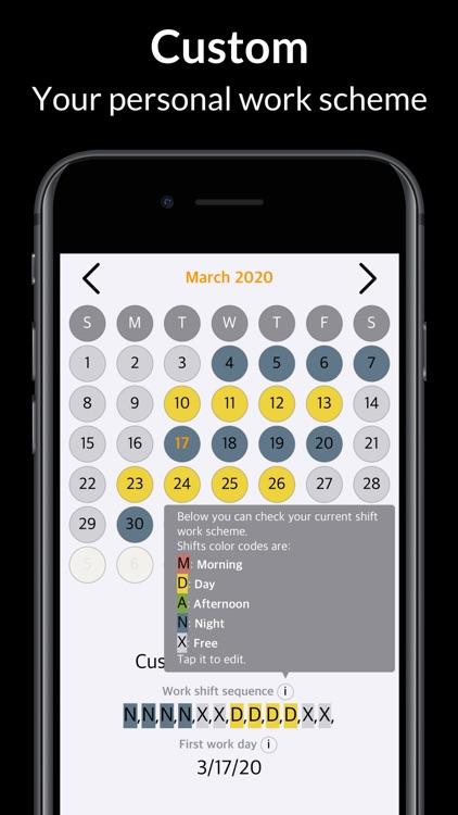 Rosta – Duty Calendar screenshot-0