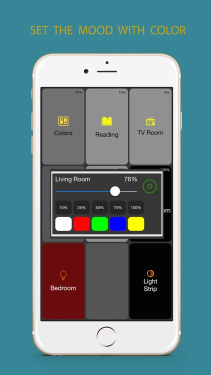 MasterSwitch for HomeKit+Hue screenshot-3