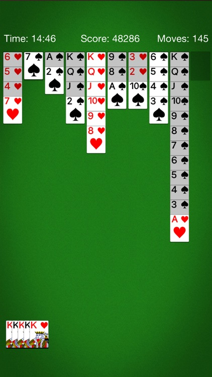 Spider Solitaire - Cards Game screenshot-5