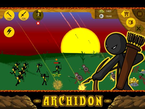 Stick War: Legacy на iPad