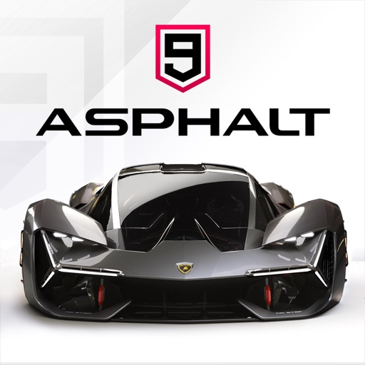 Asphalt 9: Legends free software for iPhone and iPad
