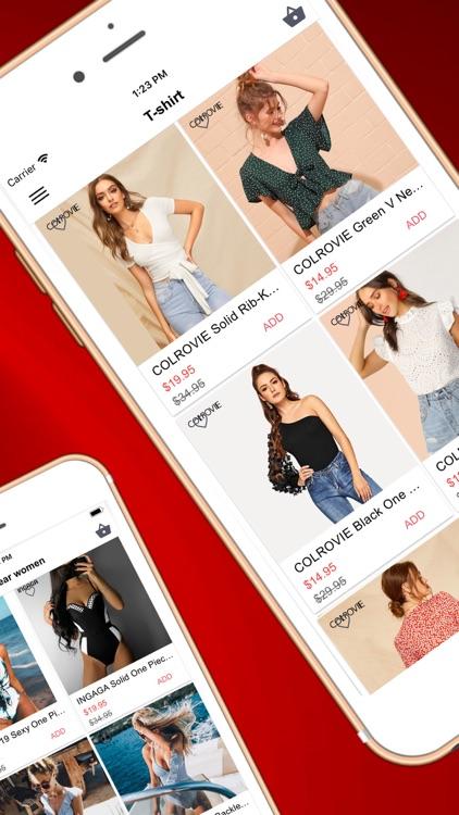 Women Fashion clothing stores screenshot-3