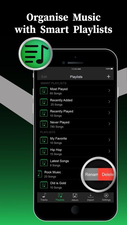Offline Music Player screenshot-4