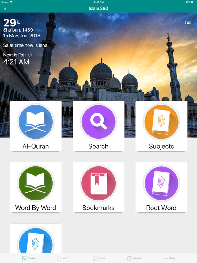 Islam 360 on the App Store