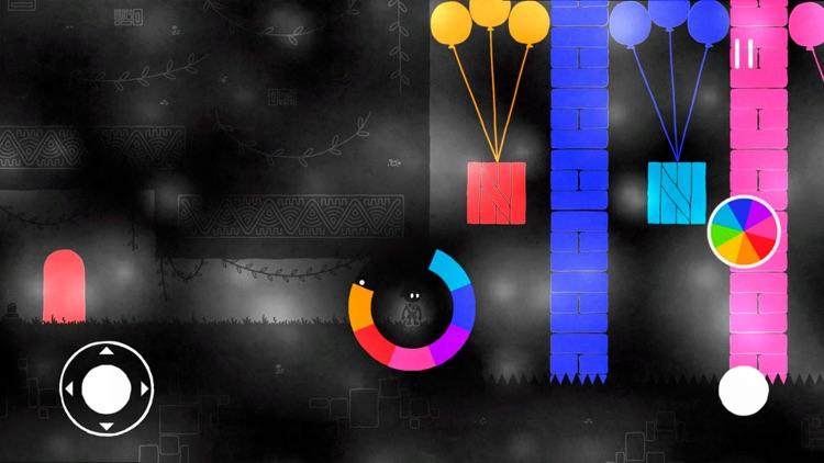 Hue: A color adventure screenshot-3