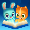 Little Stories. Reading books