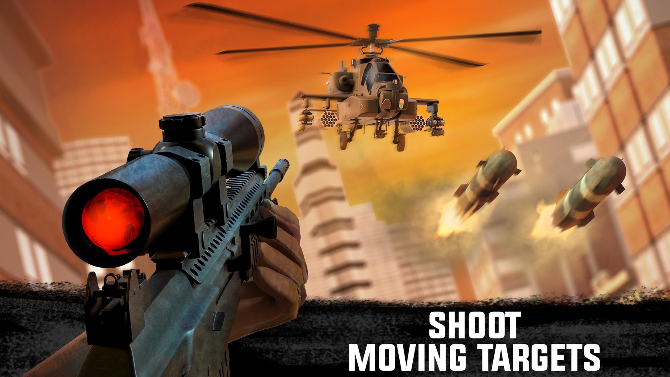 Sniper 3D Assassin: Gun Games Screenshot