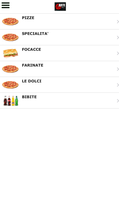 Arte Pizza Albaro screenshot #2