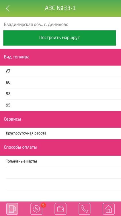 Башнефть АЗС