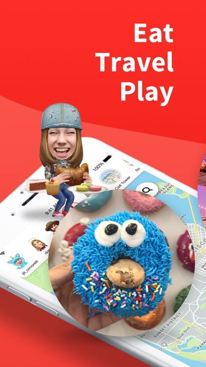Playsee: Social Travel Network screenshot-0