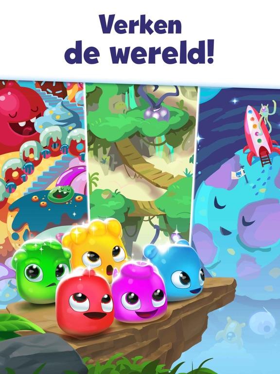 Jelly Splash Match-3 spel iPad app afbeelding 4