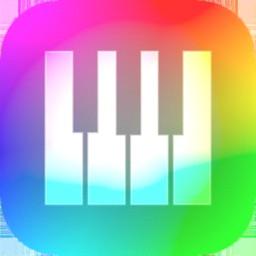 Piano with Aquarium