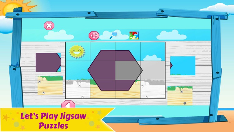 Learning Shapes & Colors Games screenshot-3
