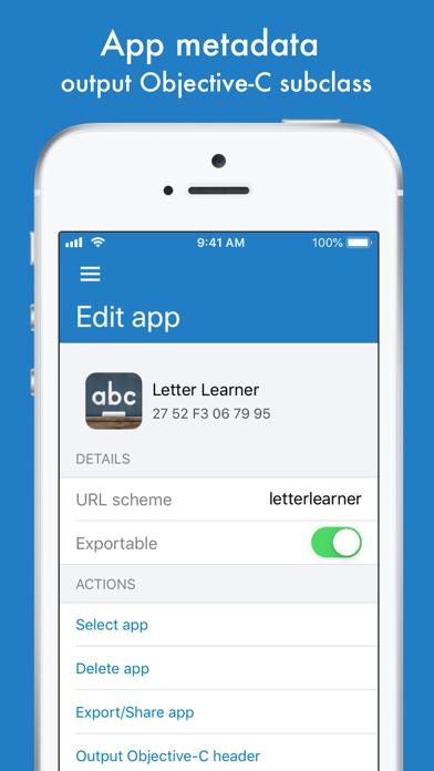 Appfigurate review screenshots