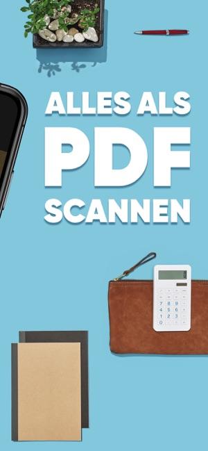 Adobe Scan Dokumenten Scanner Im App Store