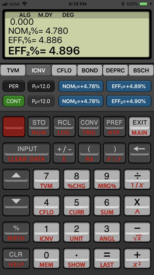 RLM-19BX App 截图