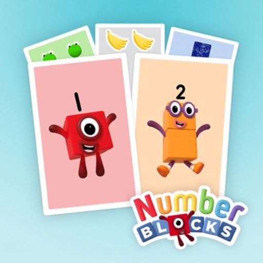 Numberblocks: Card Fun!