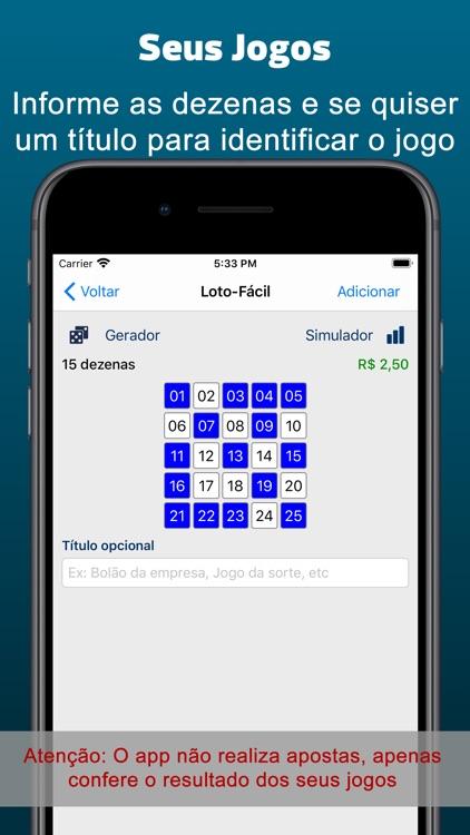 Loteria Resultados screenshot-3