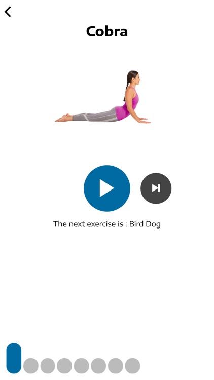 Lower Back Pain Exercises screenshot-4