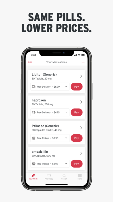 Blink Health Lowest Rx PricesScreenshot of 1