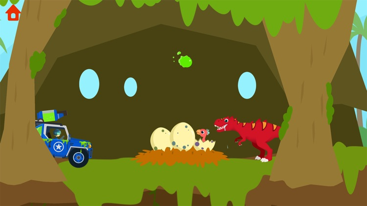 Dinosaur Guard: Games for kids screenshot-5