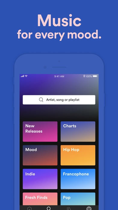 download Spotify - Music and Podcasts apps 0