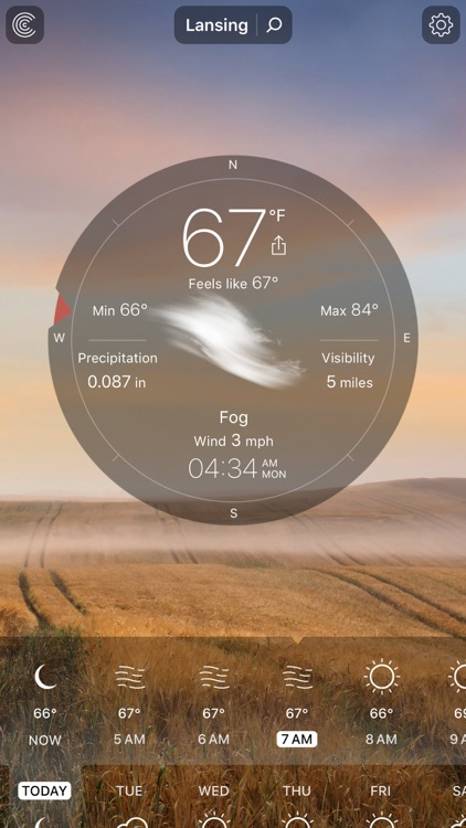 Weather Live° screenshot-3