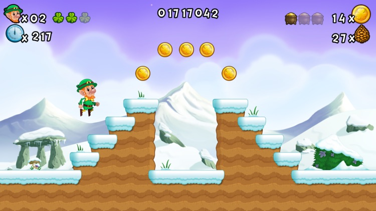 Lep's World 2 - Running Games screenshot-2