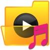 Folder U 音乐播放器(MP3播放器)